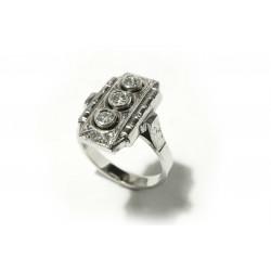 Prsten s diamanty (Psd05)
